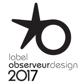 Label Observeur du Design 2017